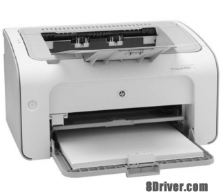 Download HP LaserJet Pro P1102 Printer drivers and install