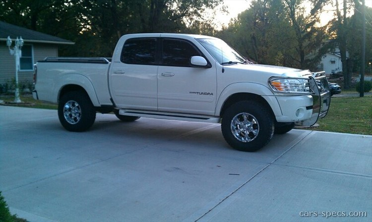 2005 toyota tundra double cab specifications pictures prices. Black Bedroom Furniture Sets. Home Design Ideas