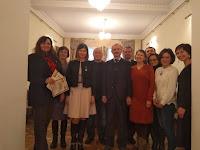 Нагороди науковцям Інституту Івана Франка з нагоди 100-річчя Національної академії наук України