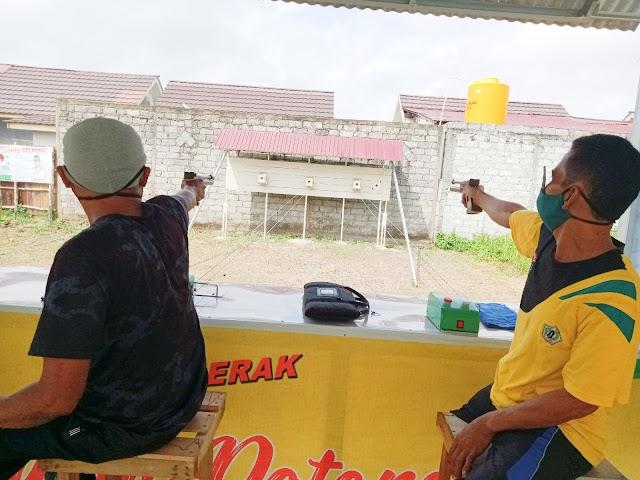Jeda Setahun, Petembak Kalsel Incar Medali Parashooting Peparnas