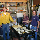 Pancake Breakfast 2005