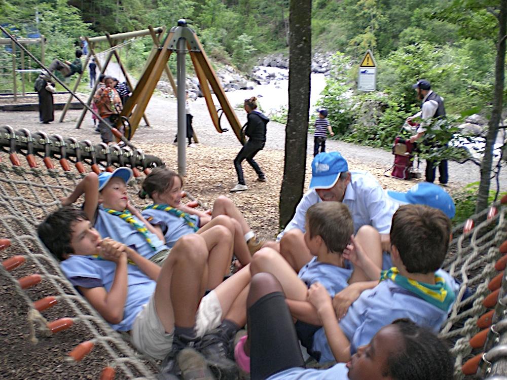 Campaments a Suïssa (Kandersteg) 2009 - CIMG4556.JPG