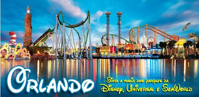 Viagens para Disney