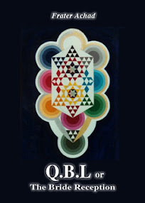 Cover of Frater Achad's Book QBL Or The Brides Reception