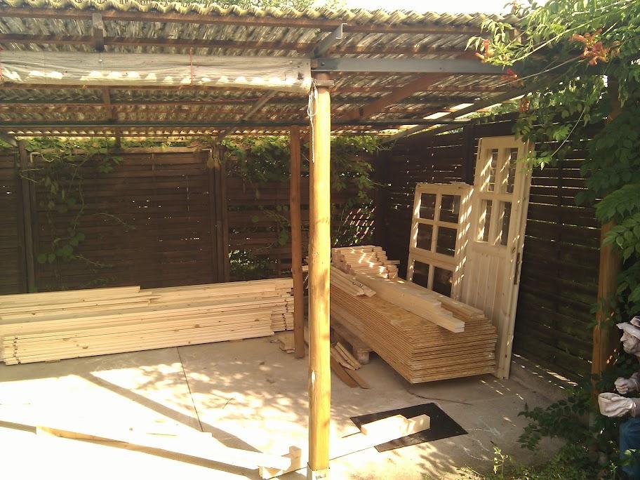 Unser Gartenhaus Norwegen Wird Geliefert Bautagebuch Ein Haus
