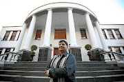 Atul Gupta at his home in Saxonwold in Johannesburg. File photo