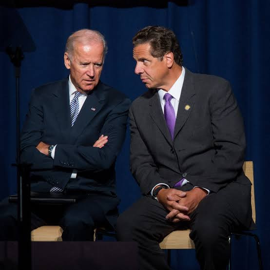 Joe Biden declines to ask for New York Governor Andrew Cuomo's resignation despite allegations of sexual misconduct from 7 women