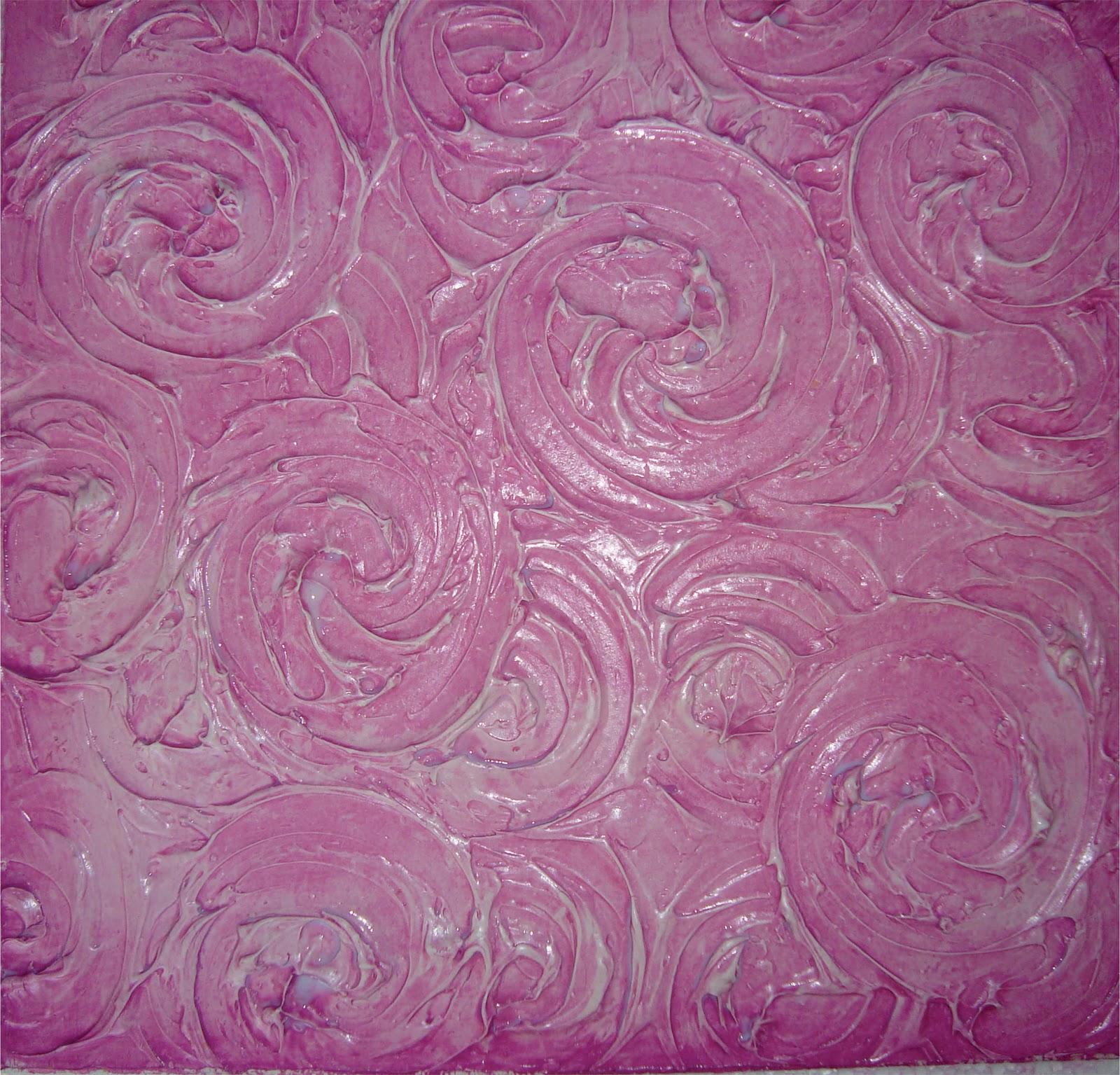 Pintura decorativa em paredes efeito rosas - Pintura decorativa paredes ...