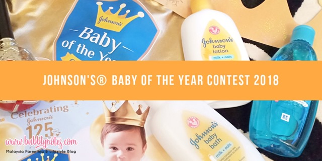 Johnson's® Baby of the Year Contest 2018