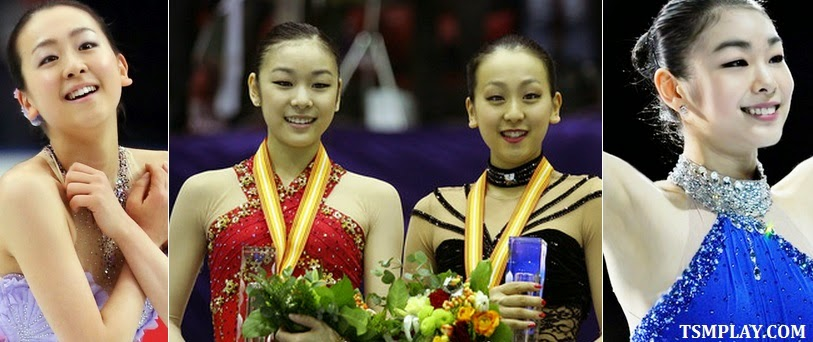 most beautiful figure skaters in the world