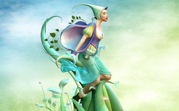 Dance Of Heavenly Magian, Fantasy Girls 2