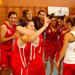 Temporada 2008 - 2009 Campeonas Cadetes, Subcampeonas Infantil Liga Preferente