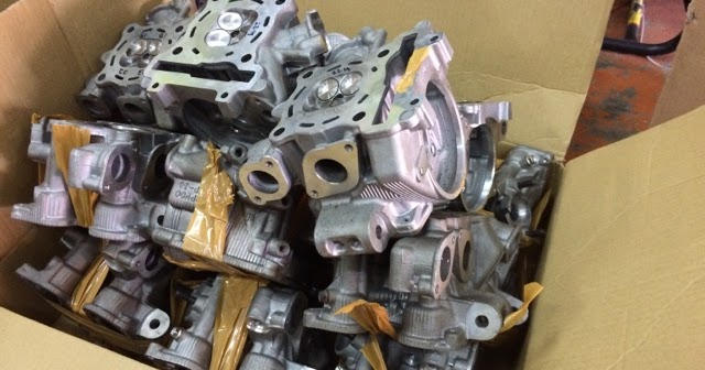 Palex Motor Parts Cylinder Head Racing Custom Y15zr