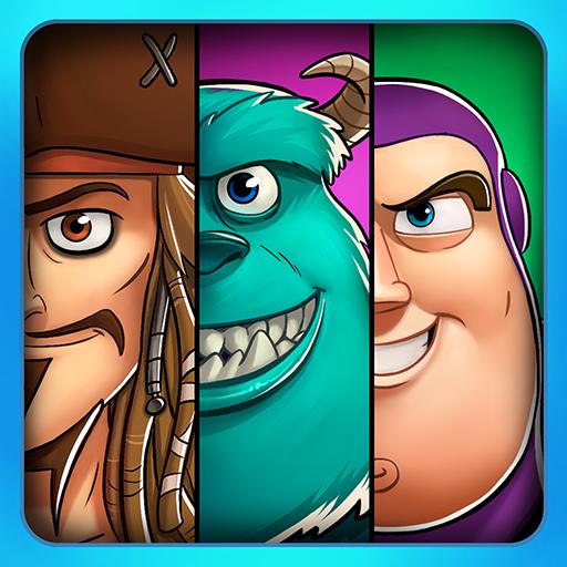 120x120 - Disney Heroes: Battle Mod