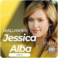 Jessica Alba Best Wallpapaer Apps APK