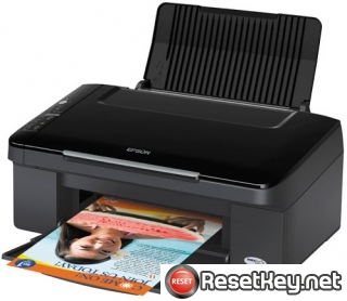 Reset Epson TX125 printer Waste Ink Pads Counter