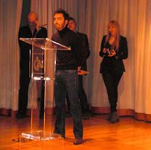 Photo: Gaizka Urresti, Vicky Calavia, Miguel Mena y Antonio Charles