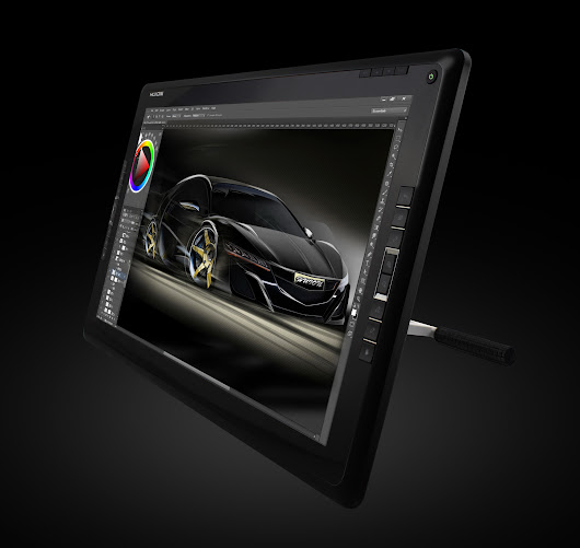 Review: Huion GT-185HD Pen Display Tablet Monitor | Parka Blogs