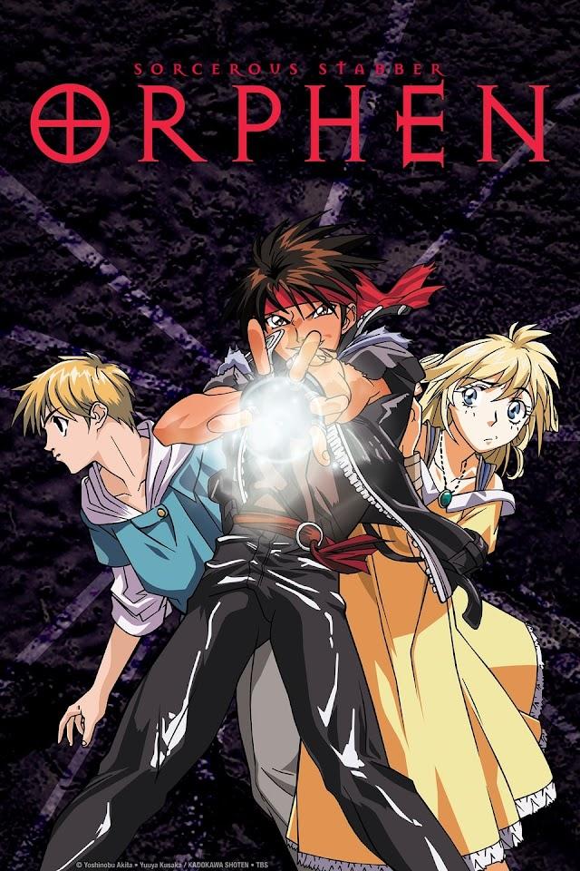 Sorcerous Stabber Orphen (1998)