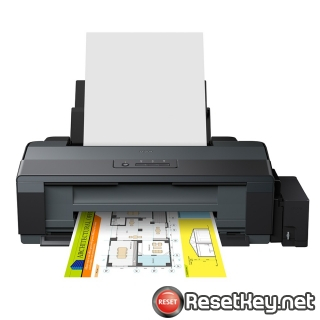 Reset Epson ET-14000 ink pads are at the end of their service life