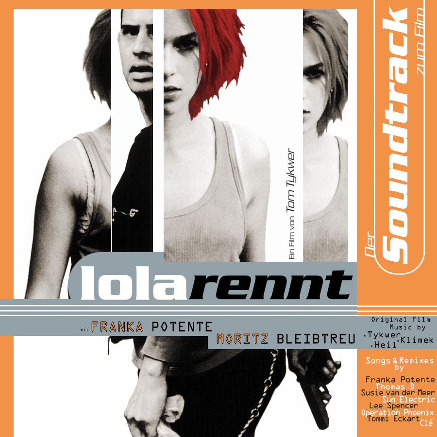 Album Artist: Tom Tykwer, Johnny Klimek, Reinhold Heil / Album Title: Lola rennt (Der Soundtrack zum Film)