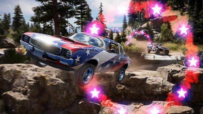 Far Cry 5 Schreine Zerstören Karte.Far Cry 5 So Können Sie Schnell Resistance Points Verdienen Guide