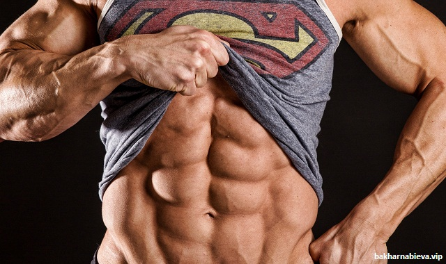 Exercises for Well Developed Abs