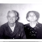 Emilia Field Gleaves  & William Thompson Dec 25 1954