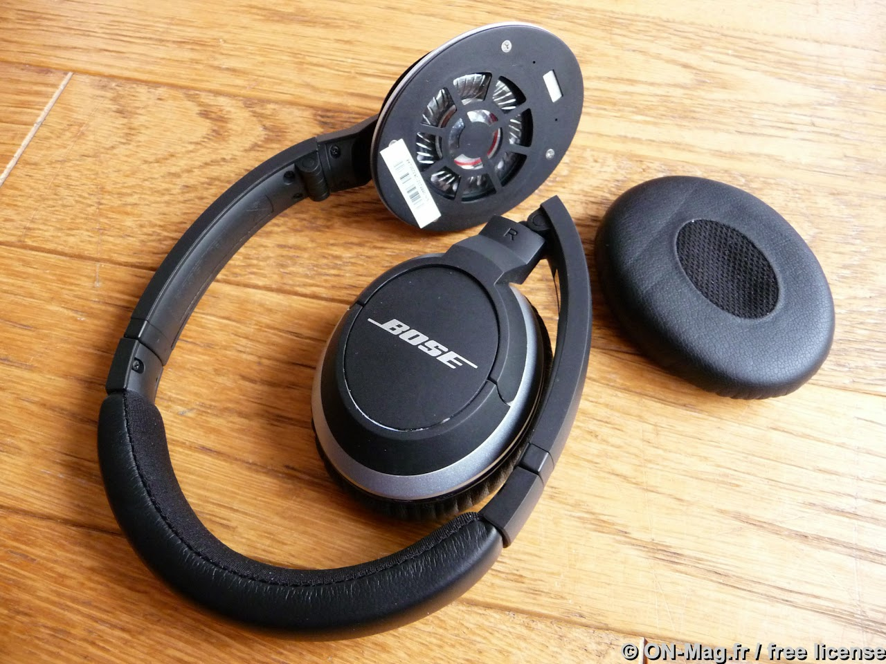 [Test] Bose OE2/OE2i : un casque nomade, supra-auriculaire ...