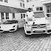 Runtown Splurges On Mercedes G-Wagon For His Birthday