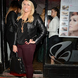 WWW.ENTSIMAGES.COM -   Chemmy Alcott  at         Perfect Eyelashes - launch event at Perfect Eyelashes, 48 Blythe Road, London December 4th 2014Beauty brand hosts celebrity event to launch collaboration with KatOsu and Land of Makeup.                                              Photo Mobis Photos/OIC 0203 174 1069