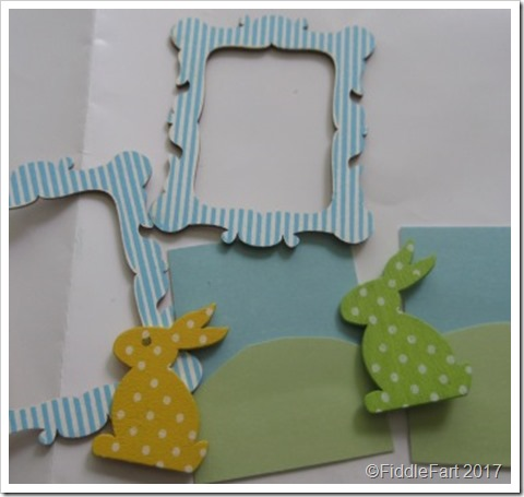 Easter Bunny Tags