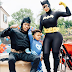 Wiz Khalifa and Amber Rose celebrate their son's birthday in Super Hero style (Photos)