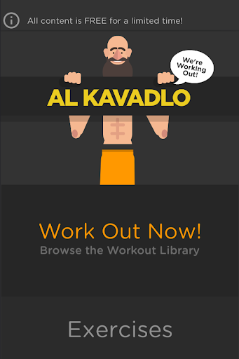 We're Working Out - Al Kavadlo