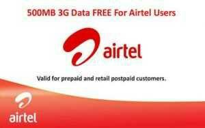 Airtel Free Data trick