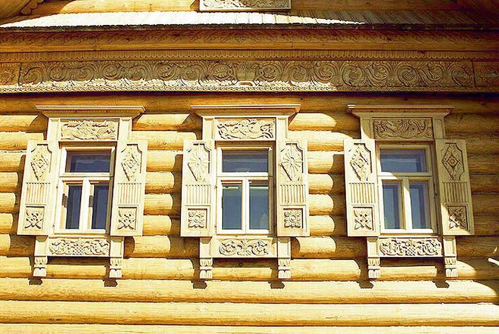 Славянская архитектура. Стиль 8