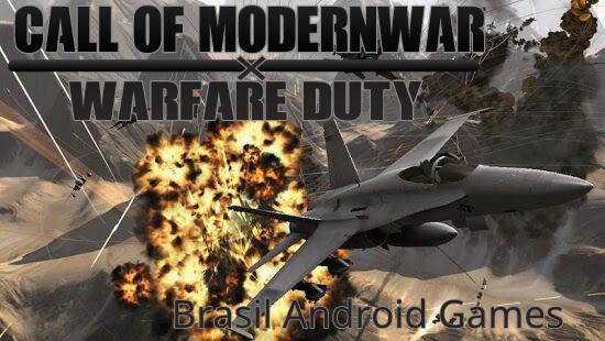 Download Call Of ModernWar: Warfare Duty v1.1.6 APK Full - Jogos Android