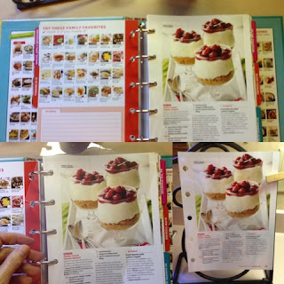 Features of Simple & Delicious Cookbook~ Source: tammycookblogsbooks