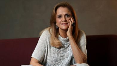Marieta Severo recebe alta após oito dias internada com Covid-19