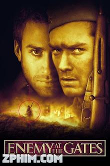Kẻ Thù Trước Cổng - Enemy at the Gates (2001) Poster