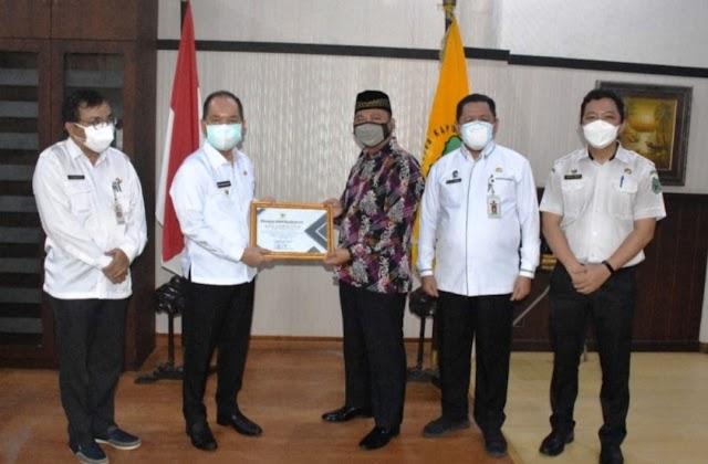 Karya Inovasi Anggota DPRD Kapuas Ini  Wakili Kalteng Ikuti Lomba TTG Nasional