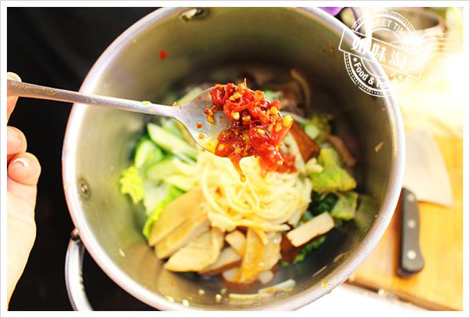 鮮鹽堂創新鹽水料理菜單