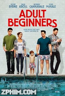 Khi Người Lớn Bắt Đầu - Adult Beginners (2014) Poster
