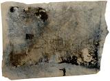 paysage de neige / papier t.mixte / 21x30 / 1996