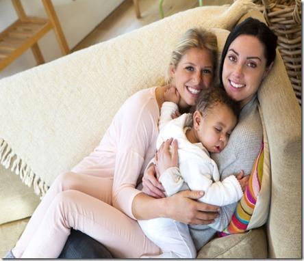 lesbian mothers