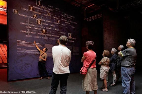 August, una civilització mediterrània. Visita comentada a l'exposició.TARRACO VIVA, el festival romà de Tarragona. XVIa ed.Tarragona, Tarragonès, Tarragona