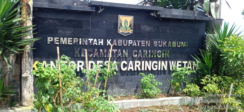 Diduga Bansos di Desa Caringin Wetan di Sunat Oknum RT