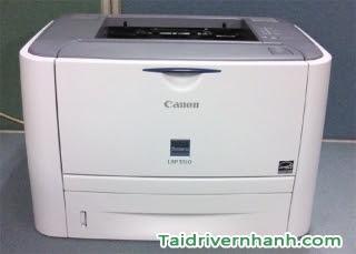 Cách tải phần mềm máy in Canon LBP3310 – cách sửa lỗi không nhận máy in