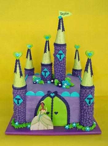 Castle Birthday Cakes
