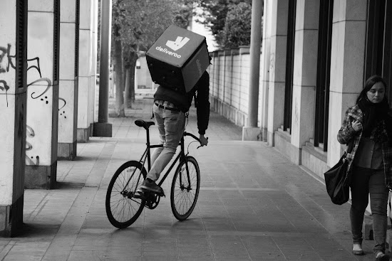 Deliveroo, Brussels